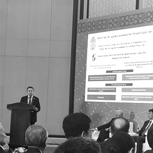 Presentation of the reforms in Kazakhstan health care was held In Tashkent